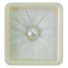 Lab Certified Pearl South Sea 6+ 3.7ct